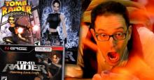 Tomb Raider v Angry video game nerd