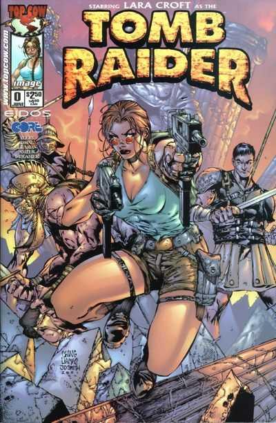 Tomb Raider #0