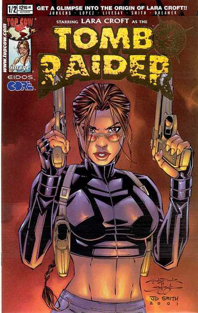 Tomb Raider #1/2