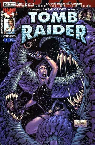 Tomb Raider #19