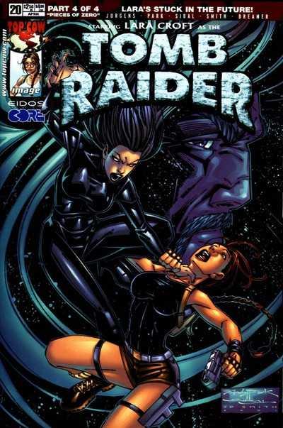 Tomb Raider #20