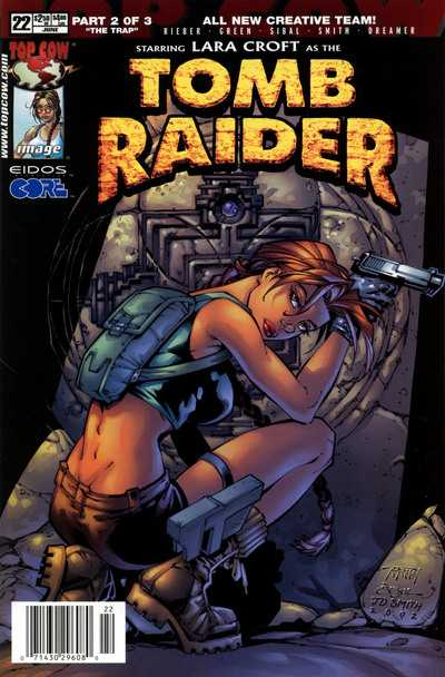 Tomb Raider #22