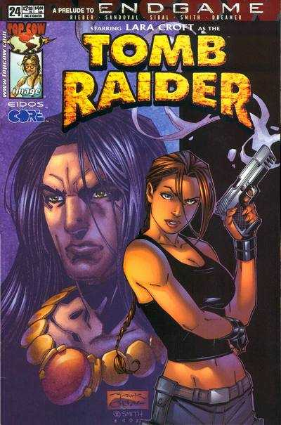 Tomb Raider #24