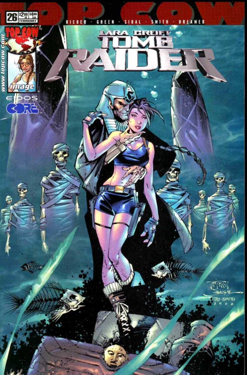 Tomb Raider #26