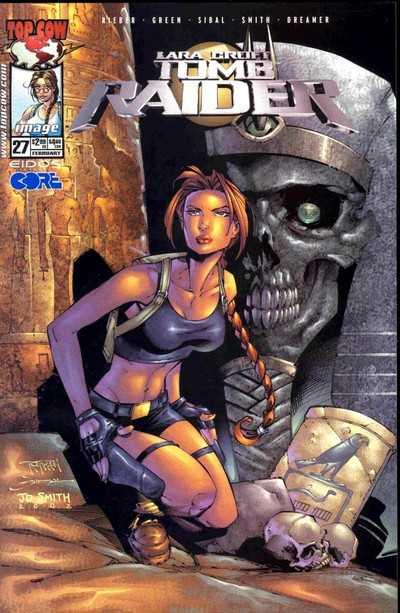 Tomb Raider #27