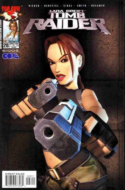 Tomb Raider #28