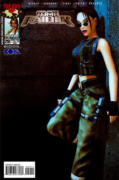Tomb Raider #29