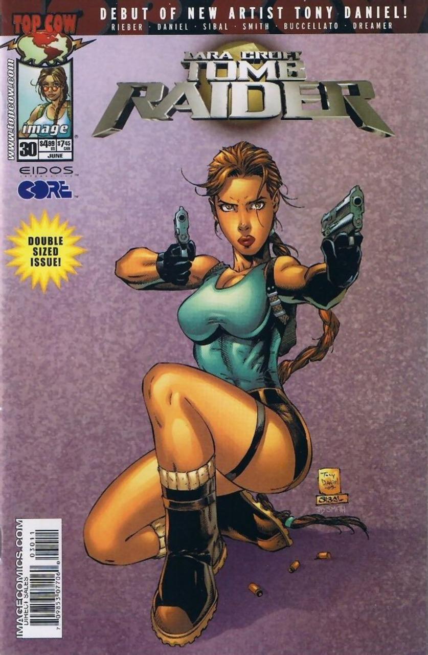 Tomb Raider #30