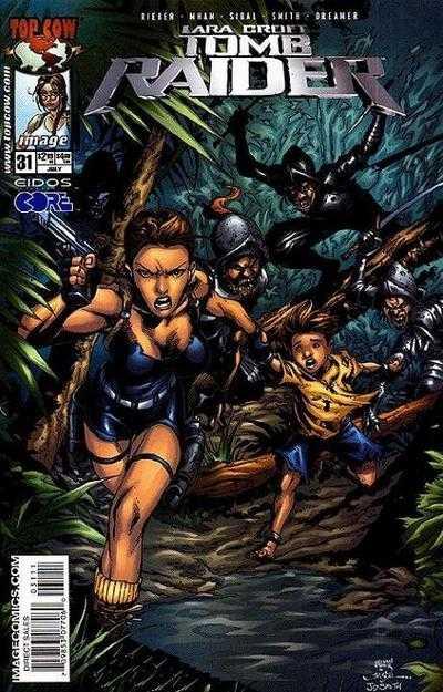 Tomb Raider #31