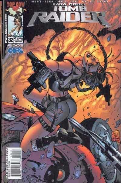 Tomb Raider #32
