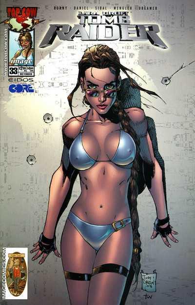 Tomb Raider #33