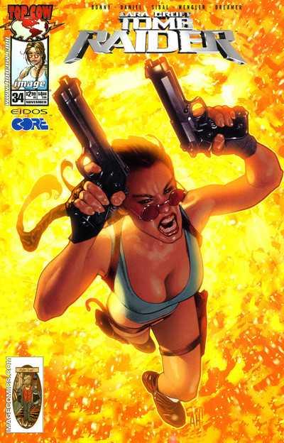 Tomb Raider #34