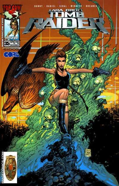 Tomb Raider #35