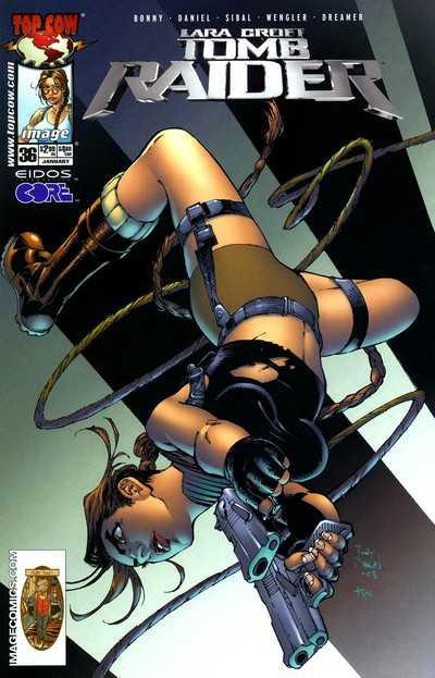 Tomb Raider #36