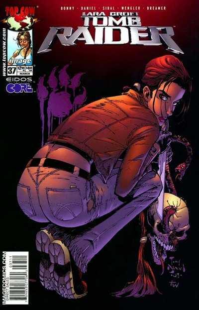 Tomb Raider #37