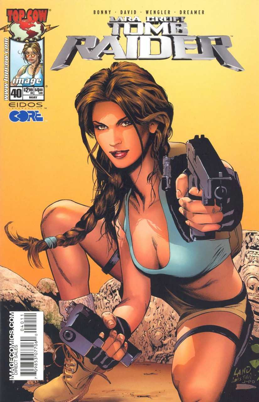 Tomb Raider #40