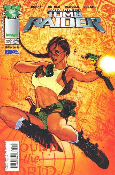 Tomb Raider #42