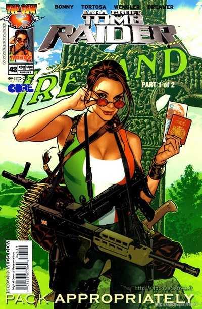 Tomb Raider #43