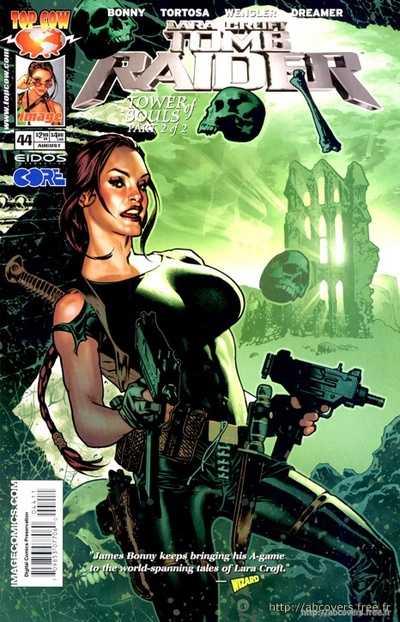 Tomb Raider #44