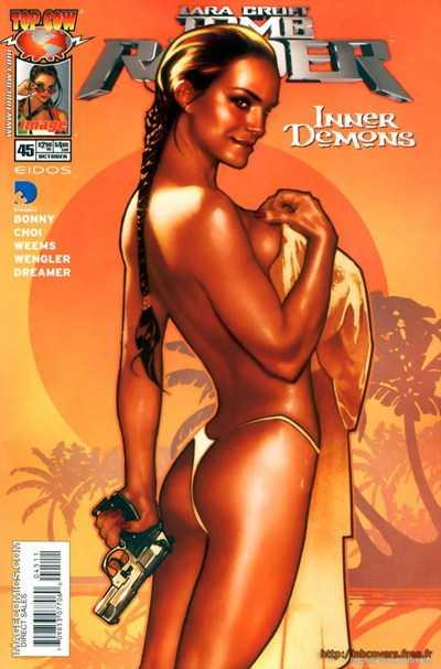 Tomb Raider #45