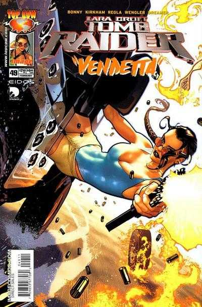 Tomb Raider #49