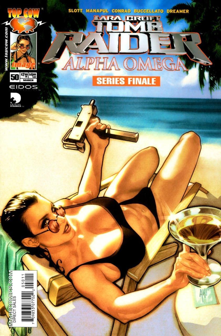Tomb Raider #50
