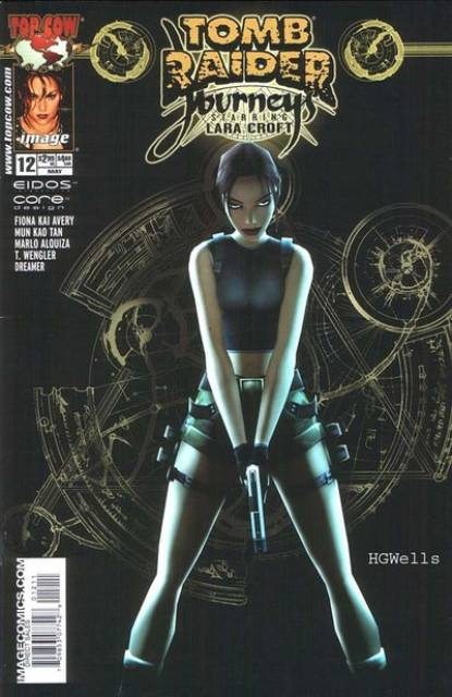 Tomb Raider Journeys #12