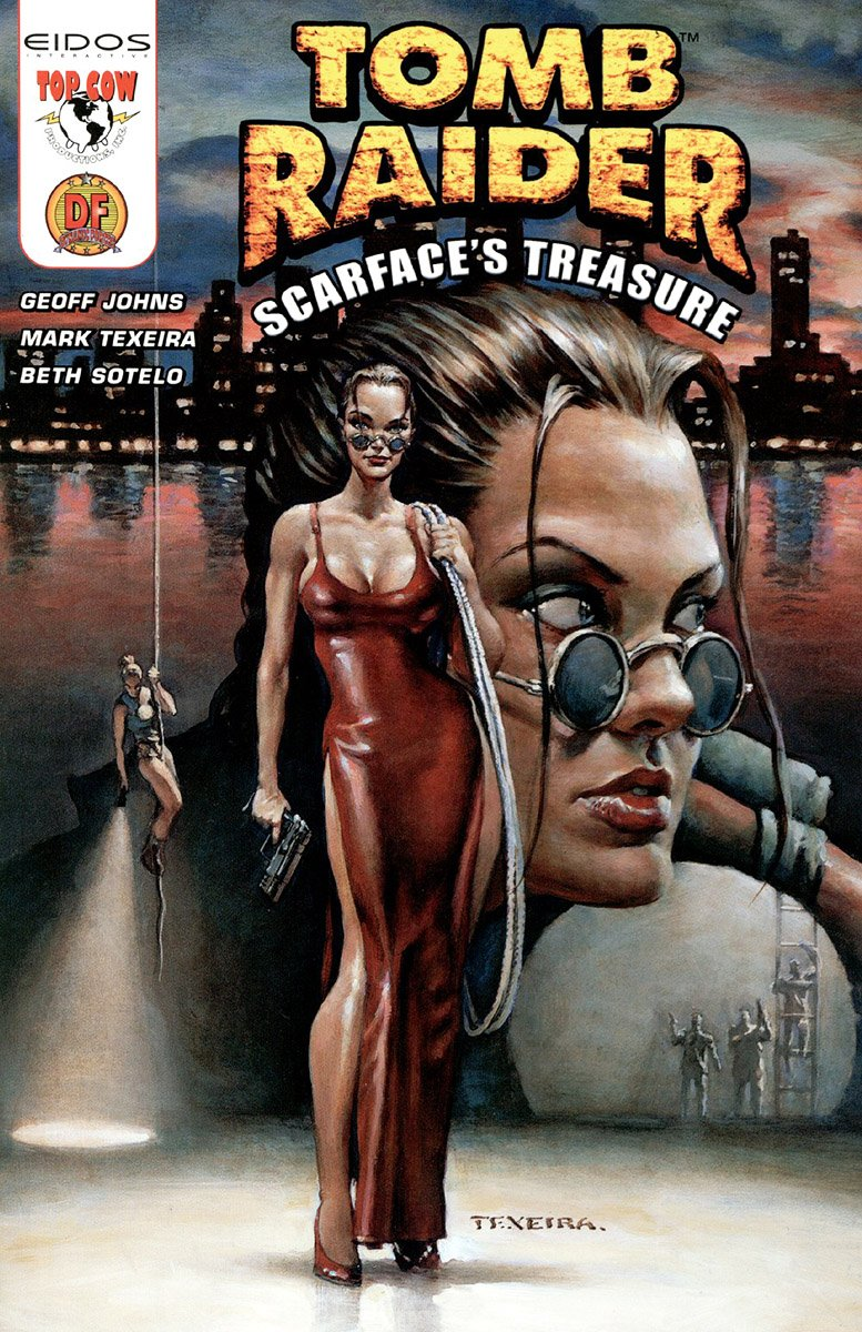 Tomb Raider: Scarface's treasure