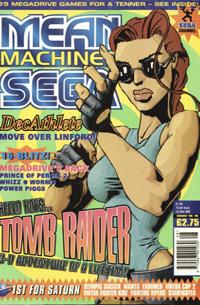 Tomb Raider Mean Machines SEGA