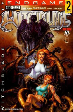 Witchblade #60