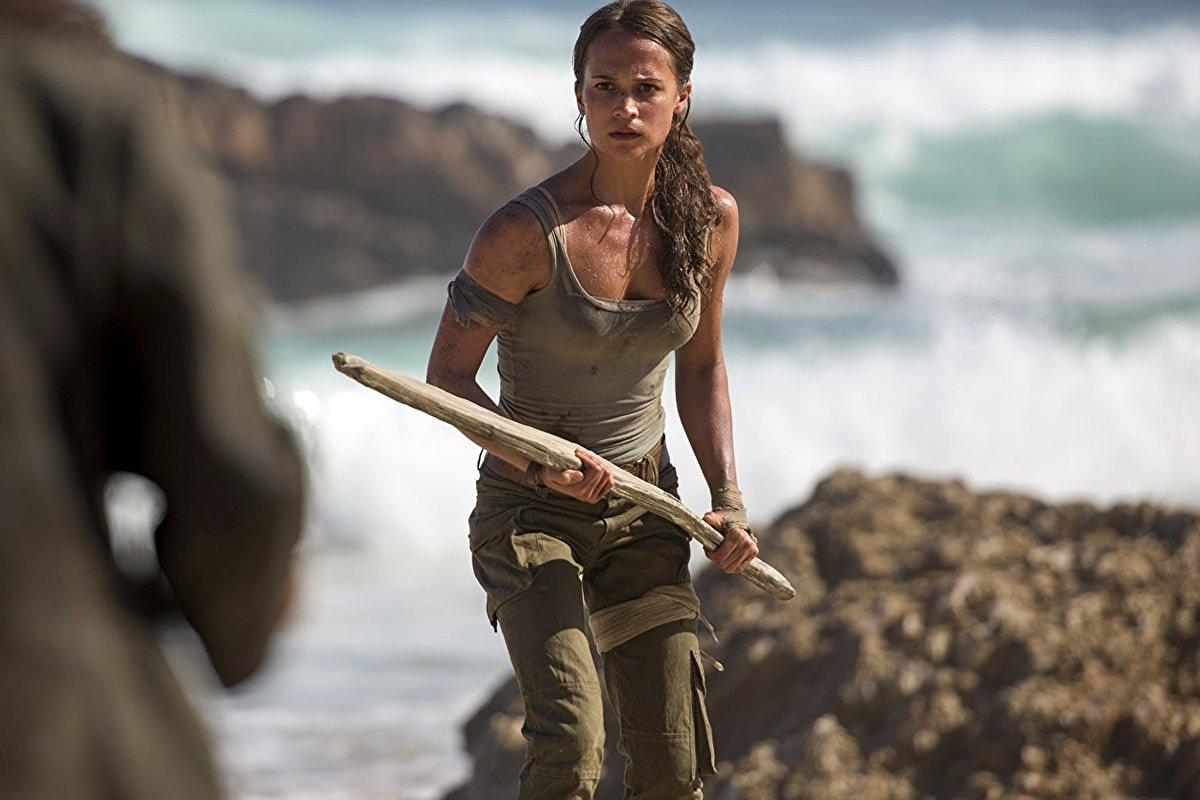 Tomb Raider film s Alicií Vikander v hlavní roli