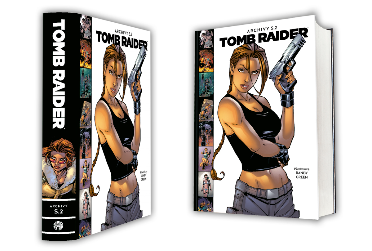 tomb raider komix archivy 2
