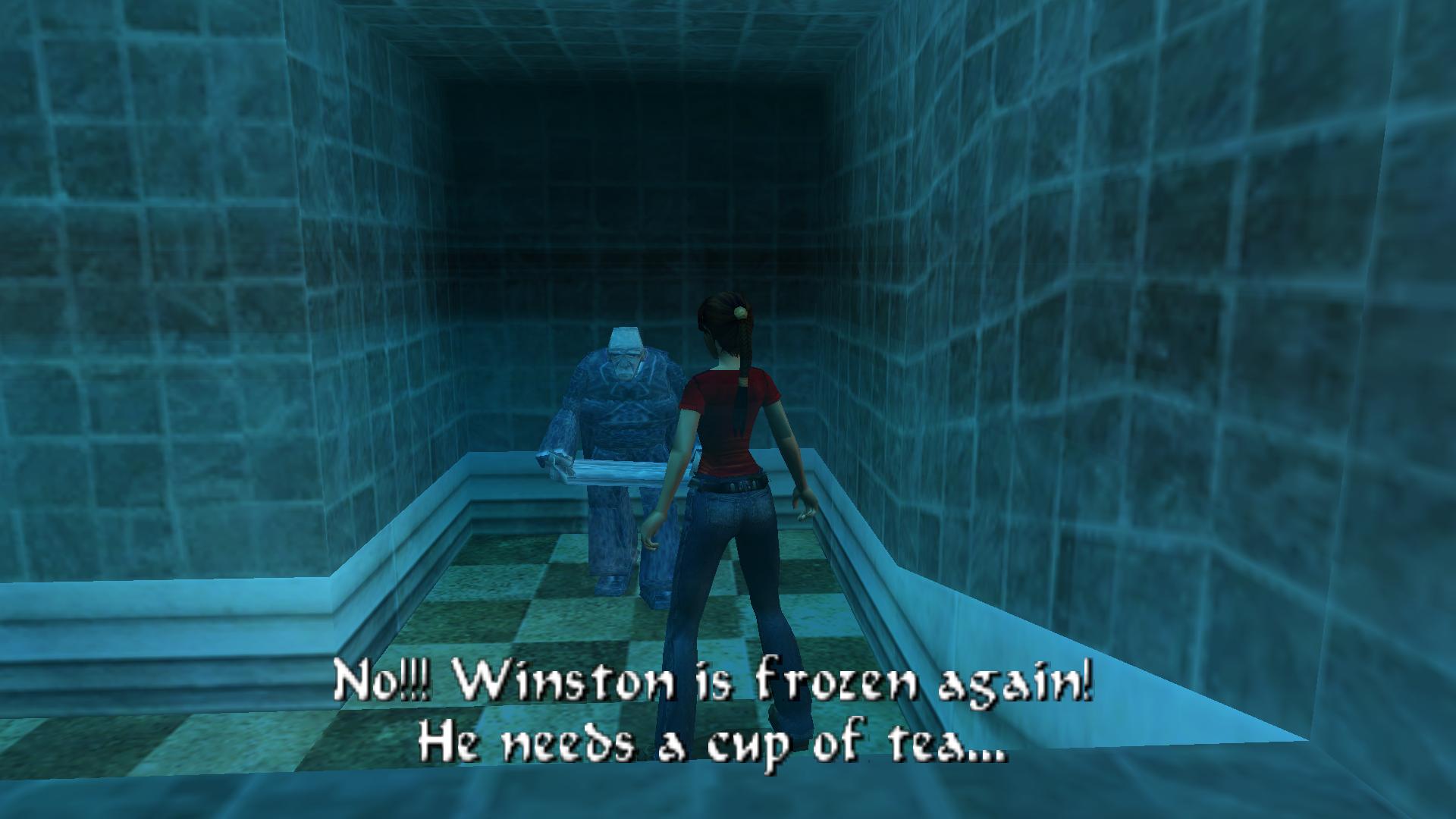 Winstons Christmas Calamity