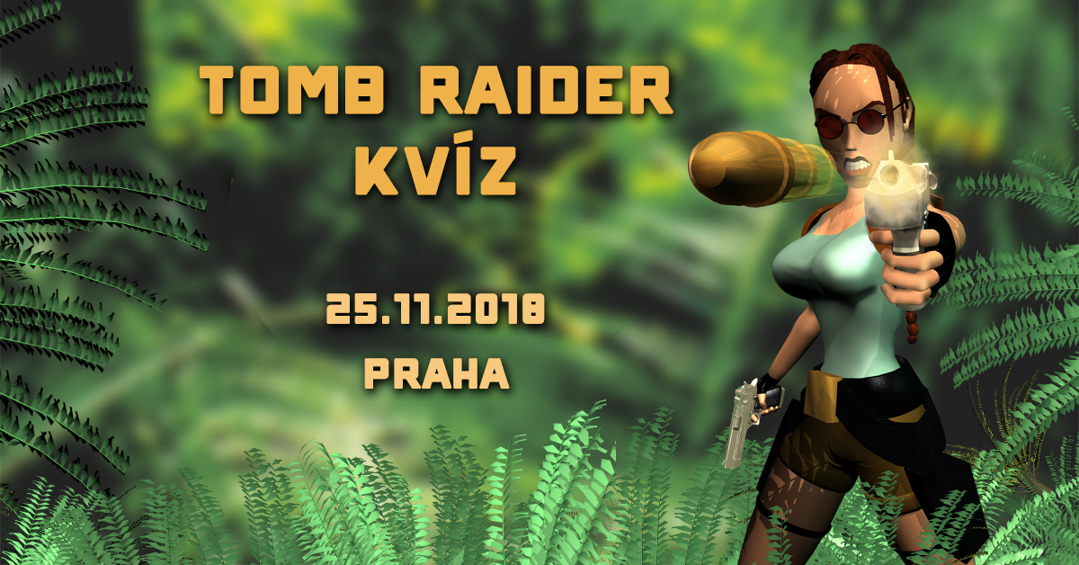 Tomb Raider kvíz