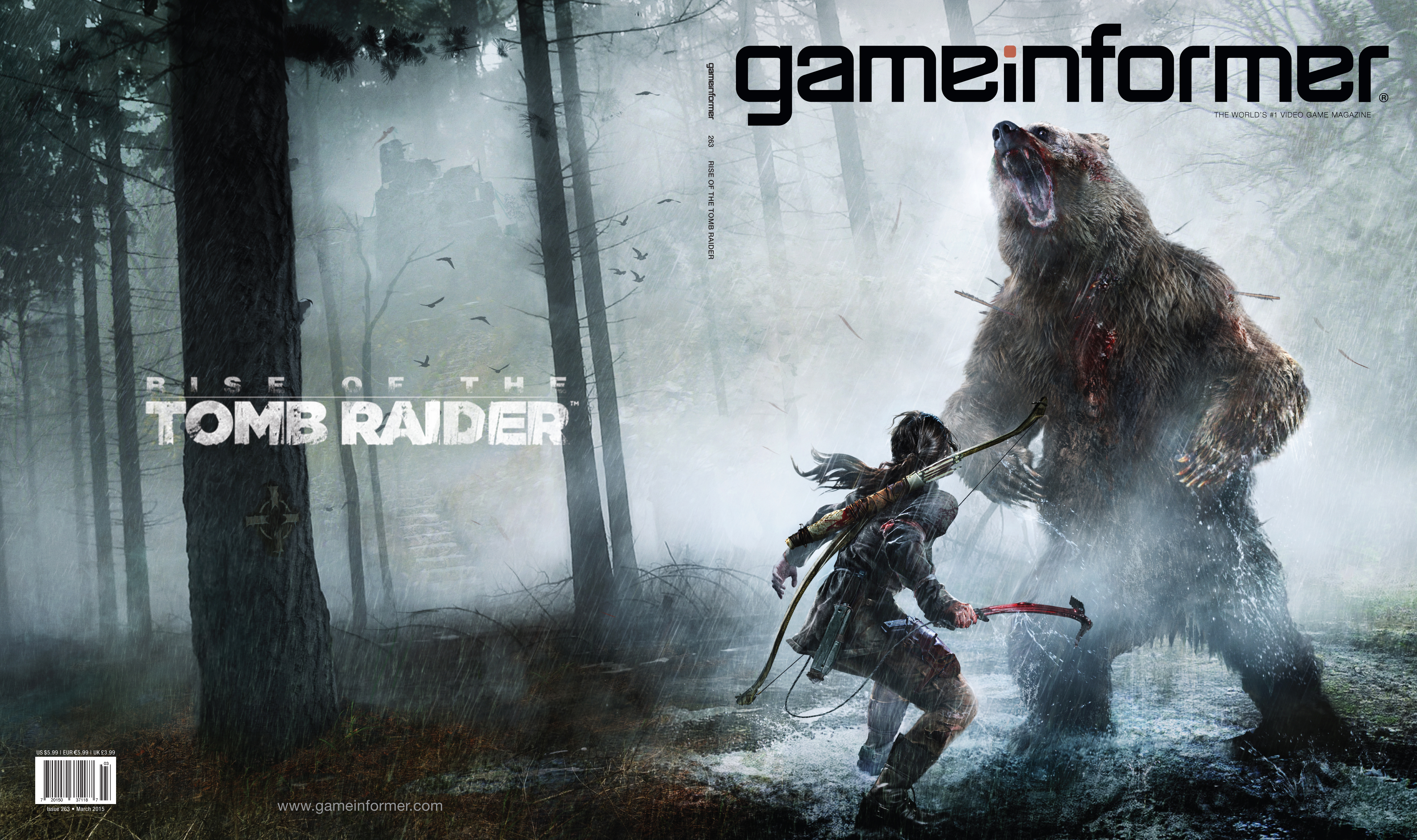 Rise of the Tomb Raider v Game Informeru
