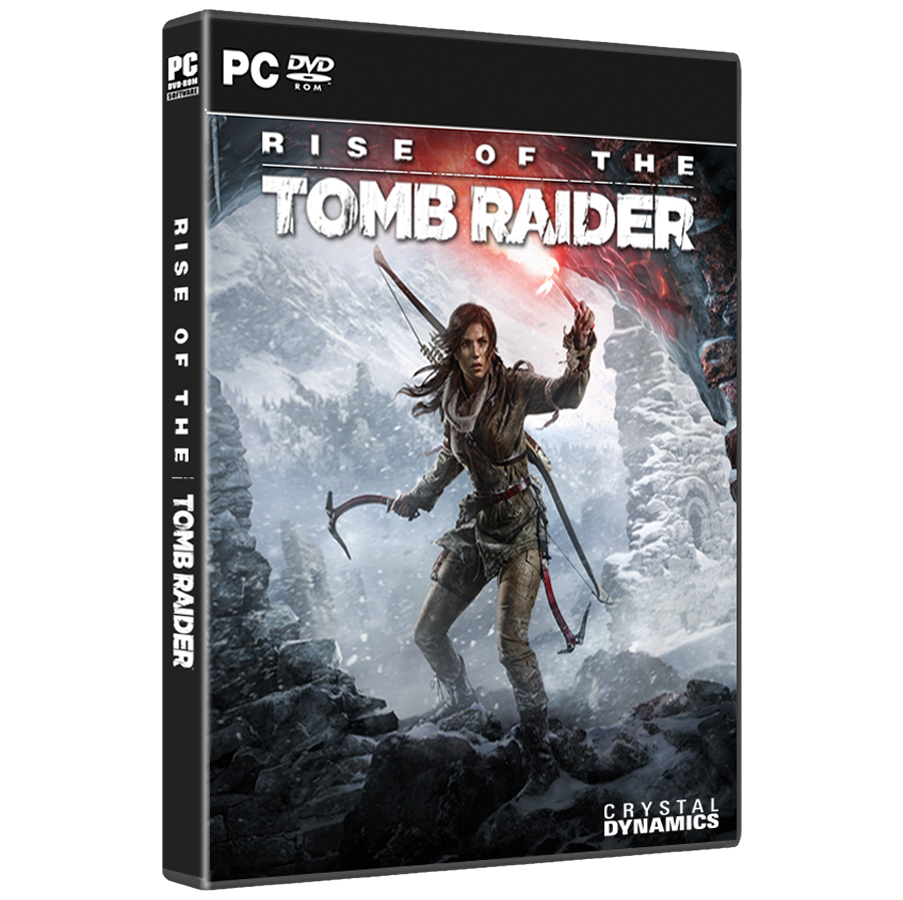 Rise of the Tomb Raider - PC verze