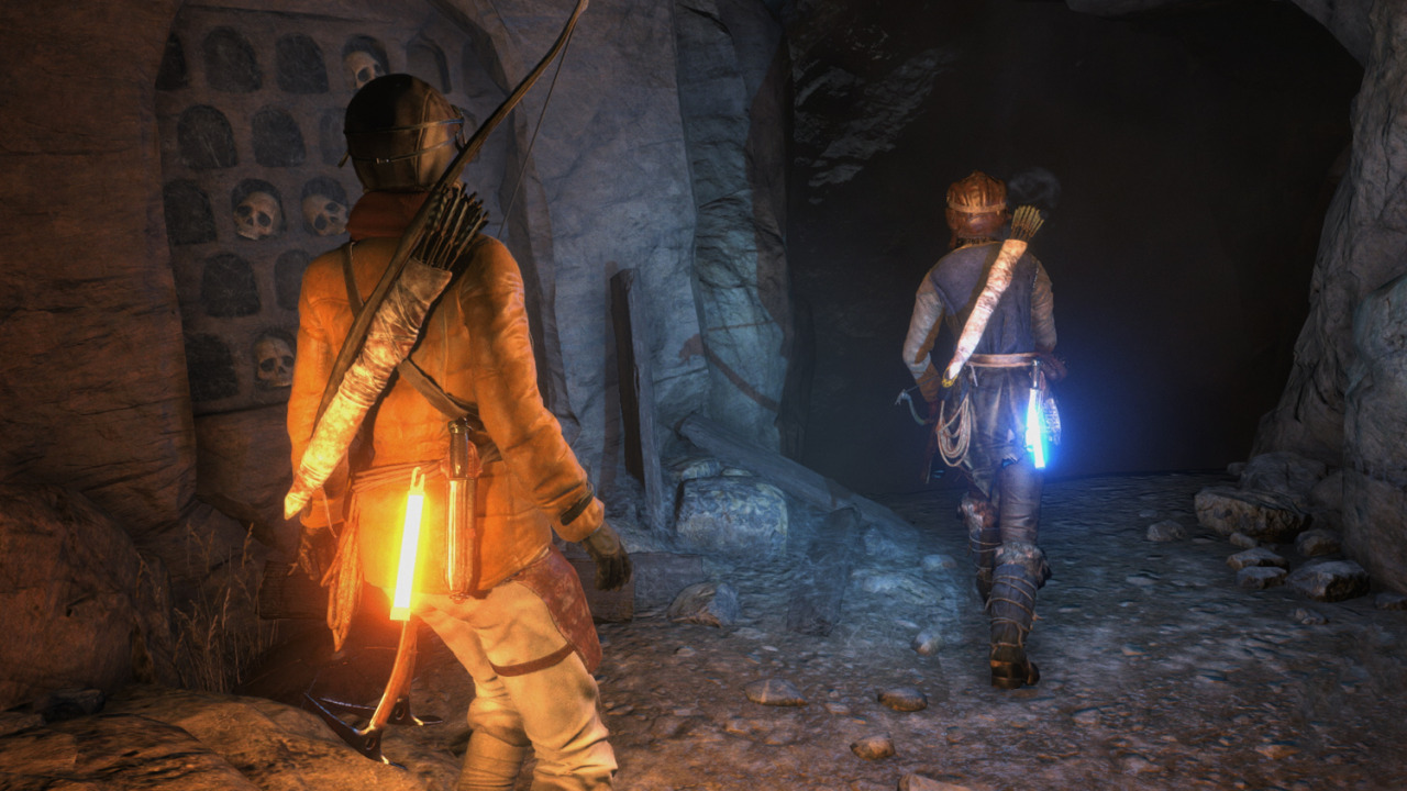 Rise of the Tomb Raider pro PS4