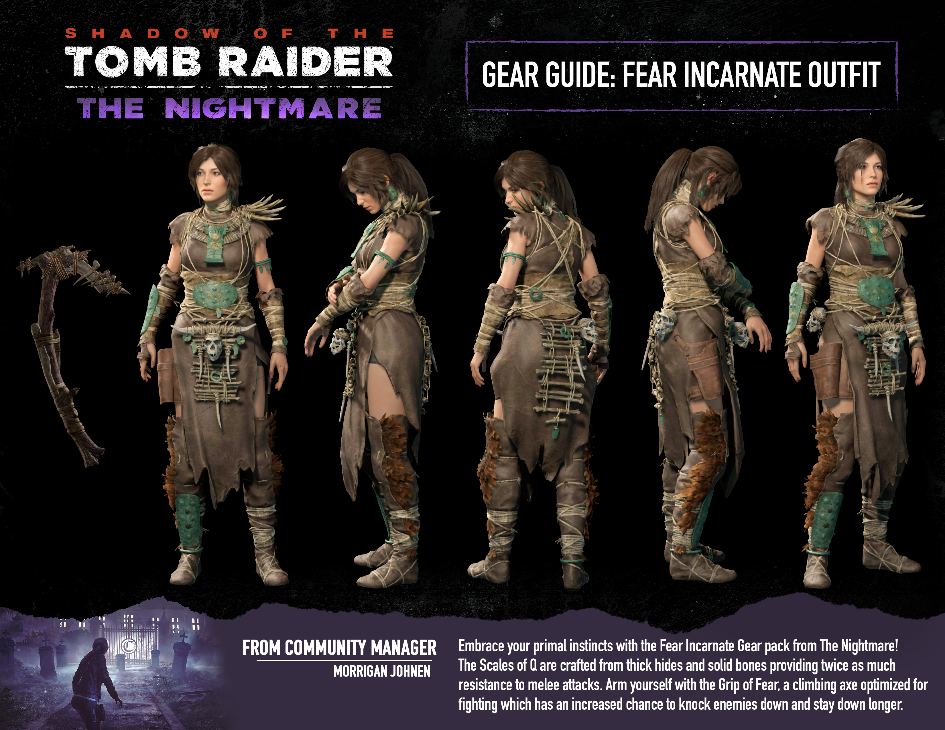 Fear Incarnate outfit