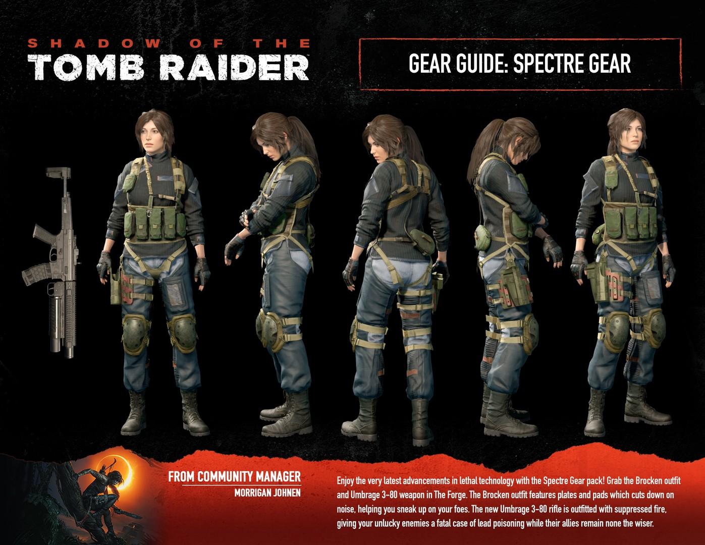 Spectre gear
