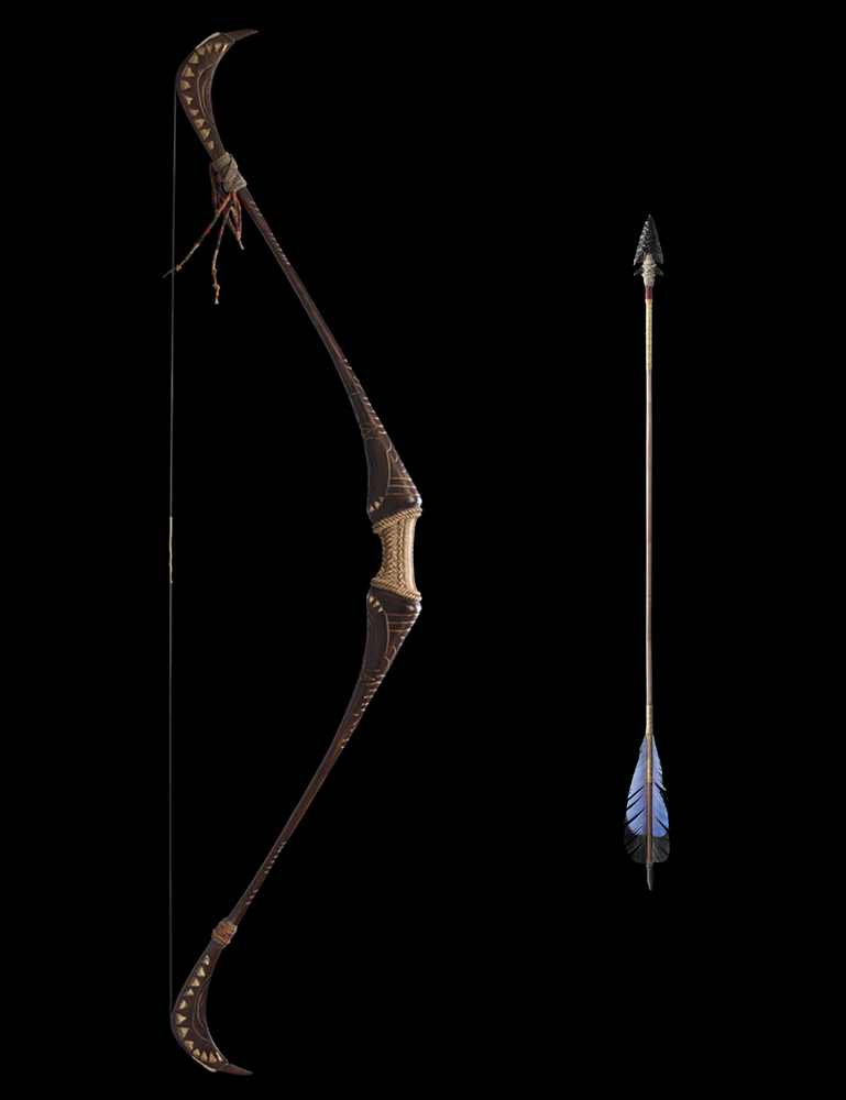 Bow arrow