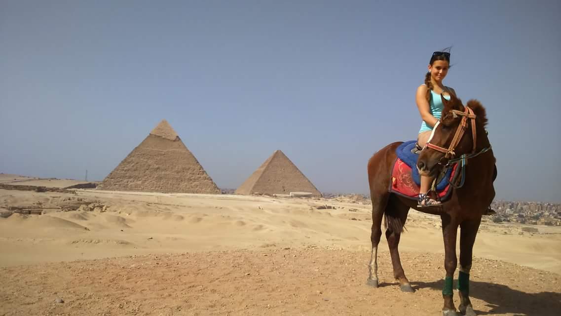 Lvice v Káhiře