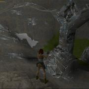 Tomb Raider 1 caves