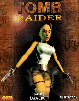 Tomb Raider 1 featuring Lara Croft