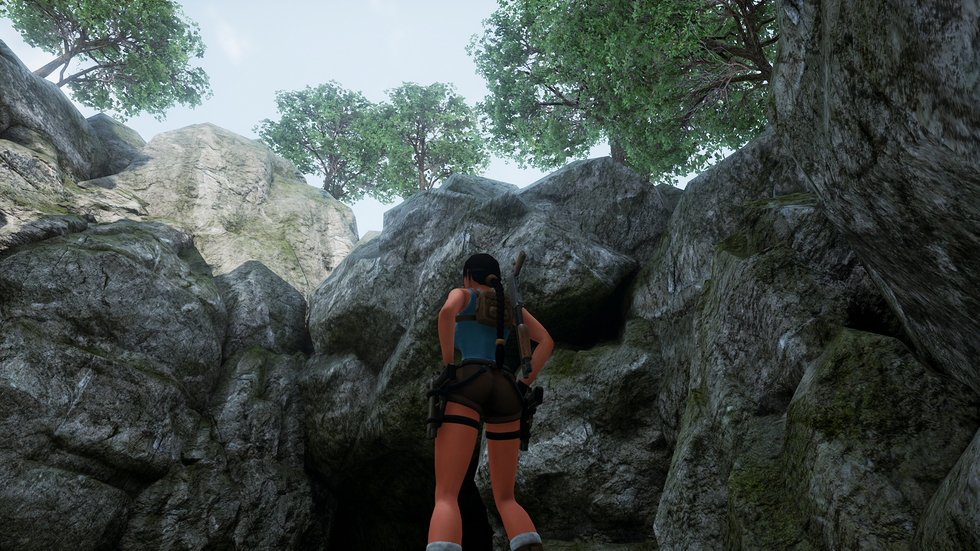 Tomb Raider 2 remake