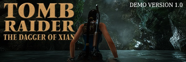 Tomb Raider 2 Remake - demo
