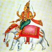 Bůh Indra