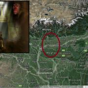 Mapa Indie - Tomb Raider 3