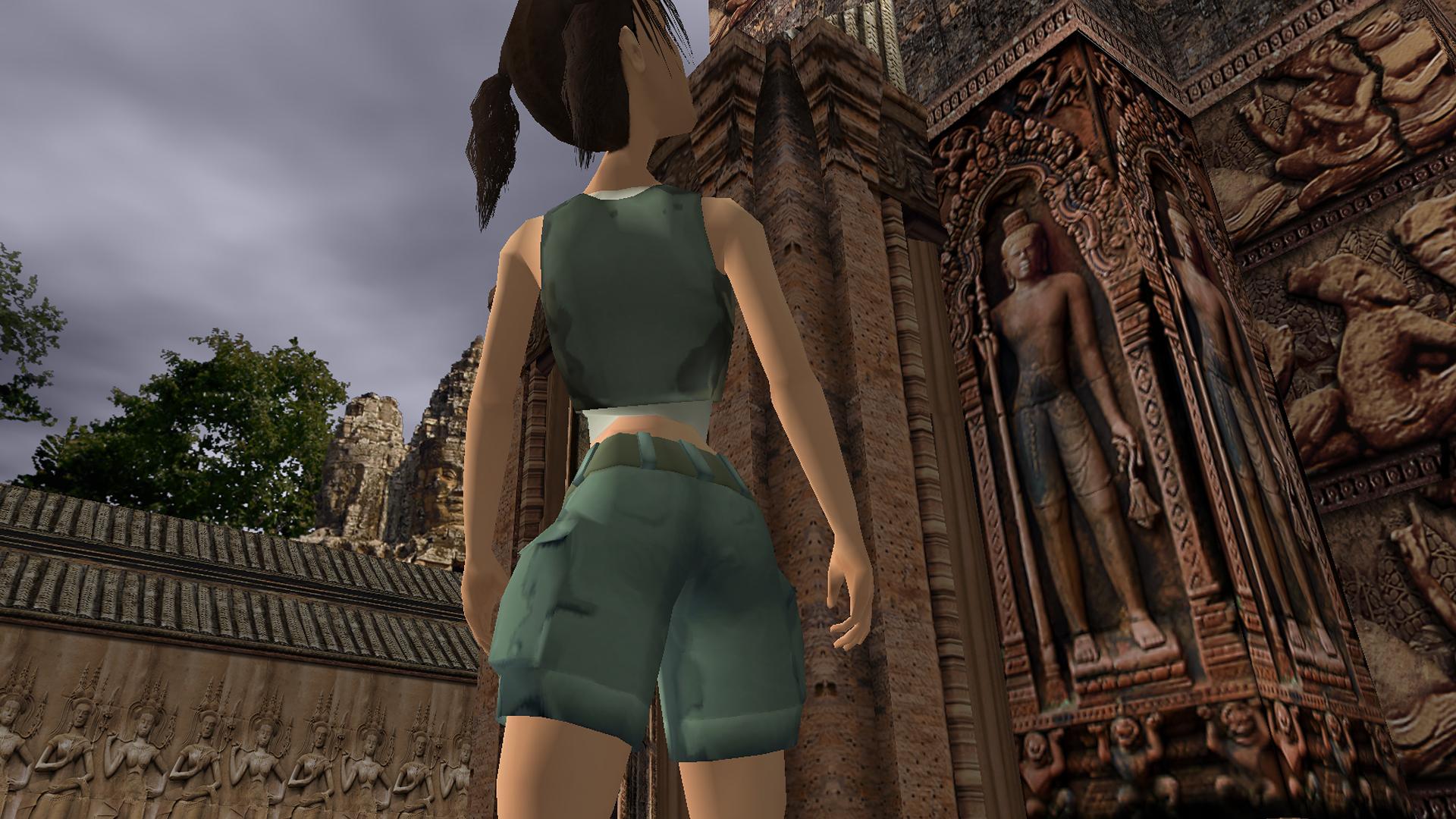 Tomb Raider 4 - Angkor Wat Remastred