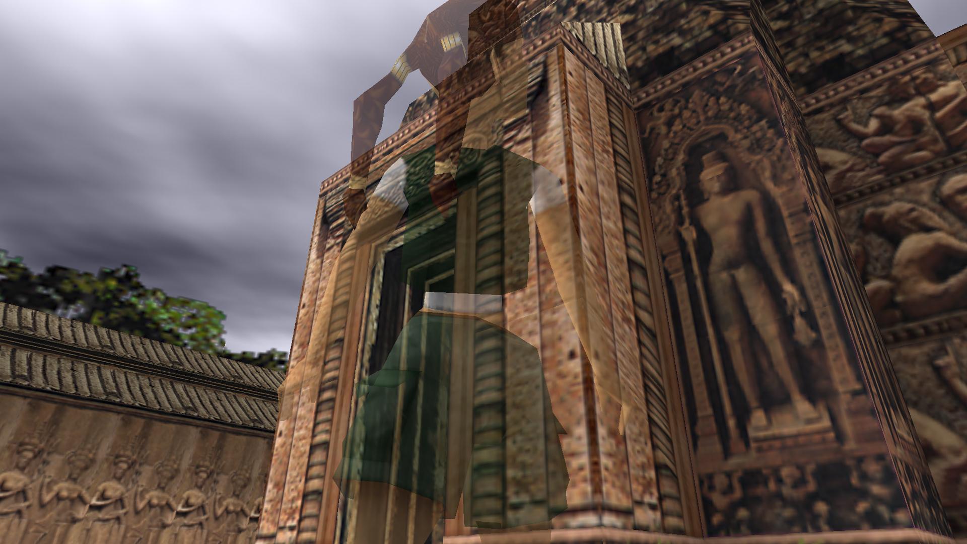 Tomb Raider 4 - Angkor Wat Original