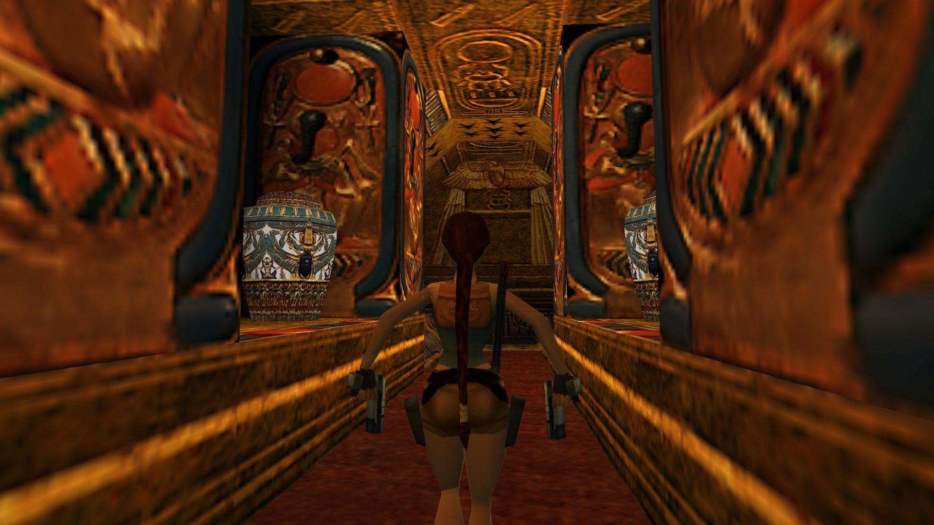 Tomb Raider 4 - Burial Chambers Original